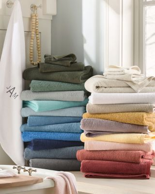 Signature Egyptian Cotton Towels by Garnet Hill