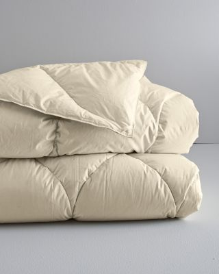 EILEEN FISHER Organic-Cotton All-Seasons Down Comforter