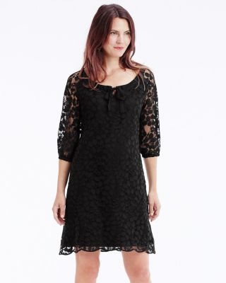Bohème Easy Lace Dress