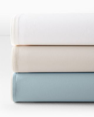 EILEEN FISHER Organic-Cotton Percale Bedding