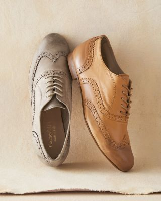 Felisa Italian Soft Oxfords