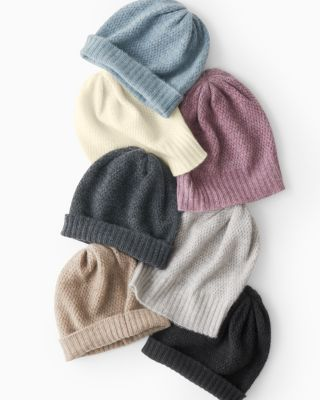 290230e201a Basketweave Cashmere Hat