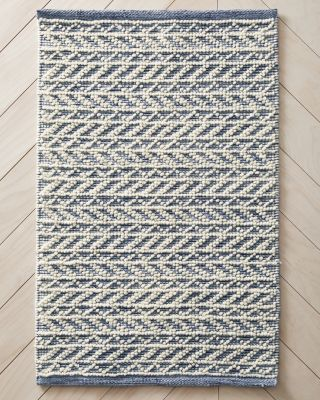 Chambray Indoor-Outdoor Rug by Company C