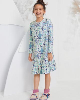 Girls' Flannel Nightgown by Garnet Hill