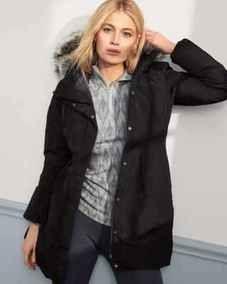 The North Face® Women's Transarctic Mama Parka by Garnet Hill