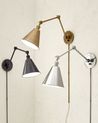 Architect's Wall Sconce