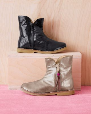 Kids' Elephantito Scalloped Boots