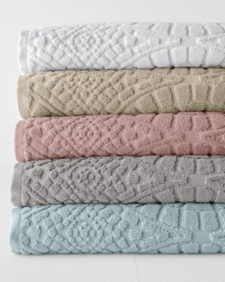Shoptagr Special Savings Organic Cotton Sculpted Towels By Garnet Hill