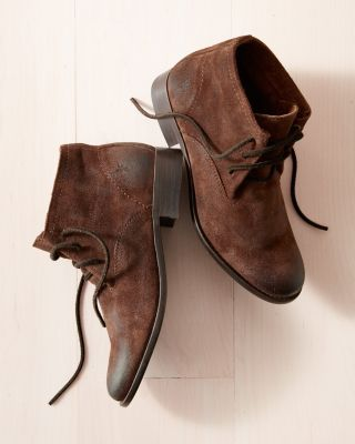 Frye Carly Chukka Shoes