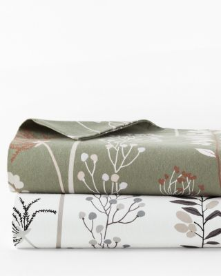 Signature High Line Floral Flannel Bedding