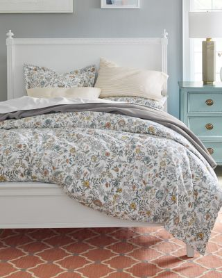 Audrey Paintbrush Flannel Bedding