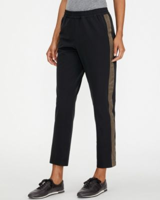 Side-Stripe Active Trousers