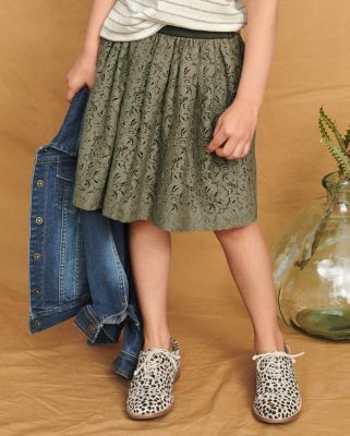 Girls' Lace Play Skirt