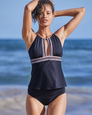 Kenneth Cole No Boundaries Tankini