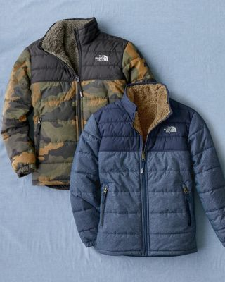 Boys' The North Face® Reversible Mount Chimborazo Jacket
