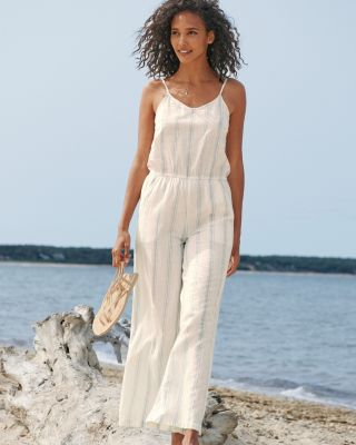 Easy Beach Jumpsuit Cover-Up