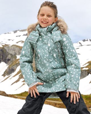 Girls' Reima Reimatec® Snow Jacket