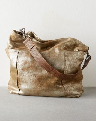 Rough & Tumble Lotus Tote by Garnet Hill