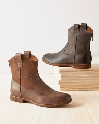 NewKork Ease® Ticino Boots by Garnet Hill