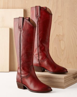 Frye Carson Pull-On Boots