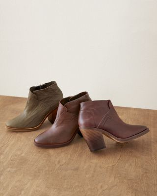 Kelsi Dagger Brooklyn Watchman Booties