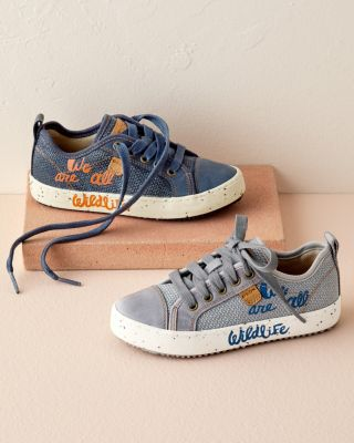Boys' Geox WWF Sneakers