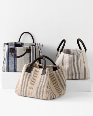 Dash & Albert Woven Storage Basket