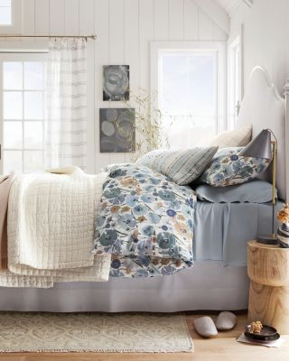 Blissful Silk Quilt and Sham