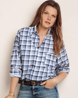 CP Shades Jack Plaid Corduroy Top