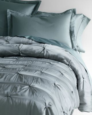 Eileen Fisher Seasonless Silk Comforter, Throw, And Sham by Garnet Hill