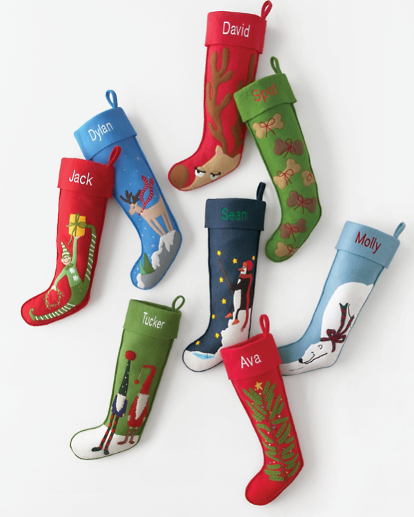 8cf257ac5de9a Hable Christmas Stocking Collection