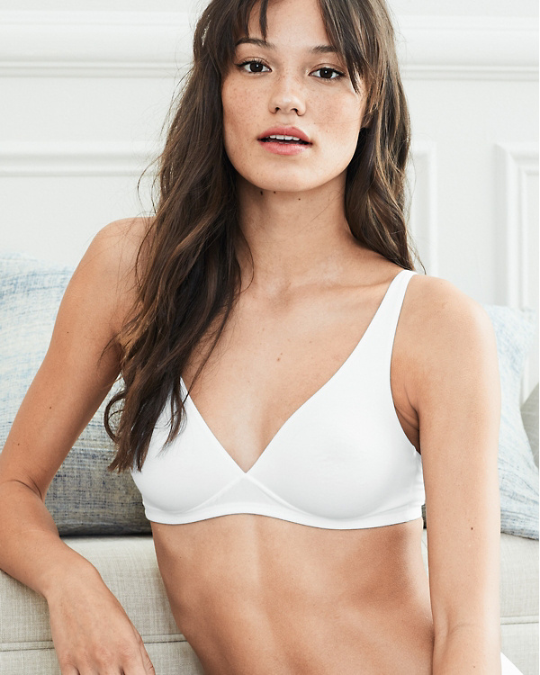 7778016cb2 Hanro Cotton Sensation Soft-Cup Bra