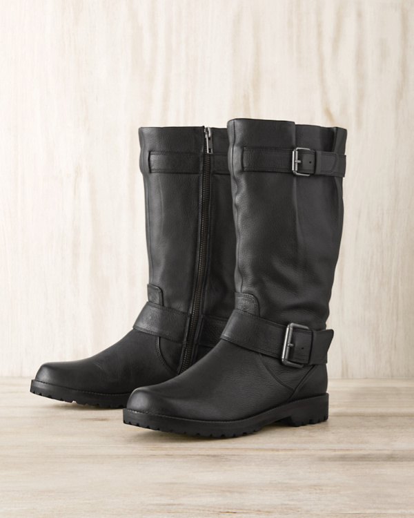 db13c423a33 Gentle Souls Buckled-Up Boots