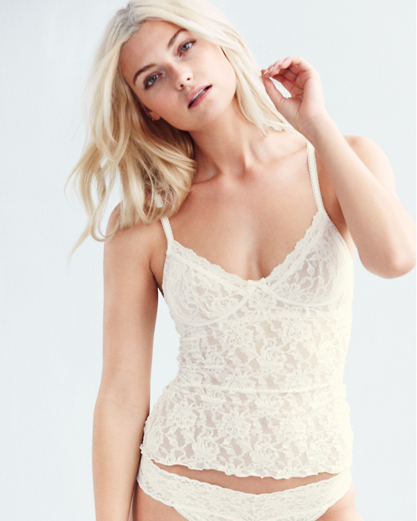 9b4917e17b5f6 Hanky Panky Structured Soft-Cup Bra-Top Camisole