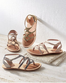 aa3036b0d121 Gentle Souls Upon-a-Star Gladiator Sandals