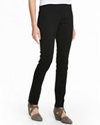 EILEEN FISHER Stretch-Ponte Slim Pants
