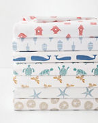 Mini-Print Percale Bedding