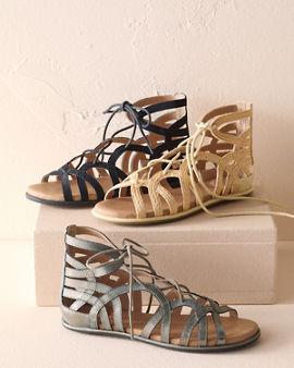 2ac59f8a8750 Gentle Souls Break-My-Heart Gladiator Sandals