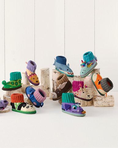 Garnet Hill Kids' Slippers