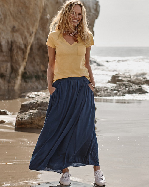 ce8710e2019e Favorite Maxi Knit Skirt