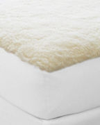Wool Fleece Mattress Pad