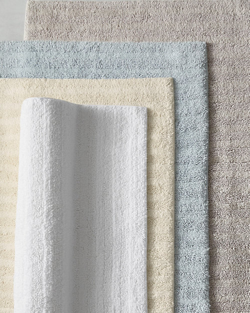 ed5b5c4c4e EILEEN FISHER Cotton   Linen Bath Rug