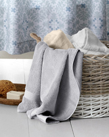 Shop Plush Colorful Bath Towels