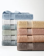 Plush Egyptian Cotton Bamboo Towels Garnet Hill