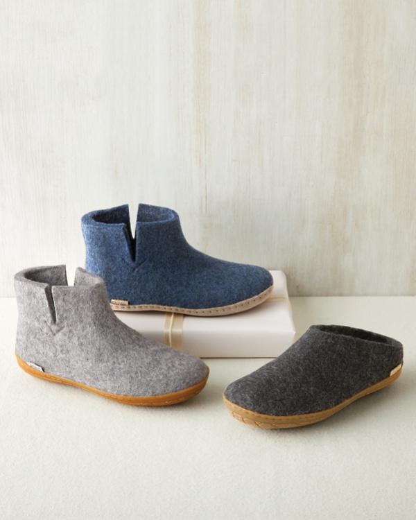 9ec15e49cd30 Glerups Wool Slippers