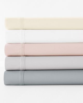 Eileen Fisher Lustrous Organic Cotton Sateen Bedding by Garnet Hill