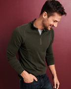 SmartWool® Men's Merino Quarter-Zip