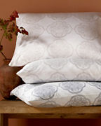 Wrinkle-Resistant Eloise Sateen Bedding