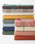 Wool & Cashmere Throw