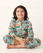 Kids' Flannel Pajama Top